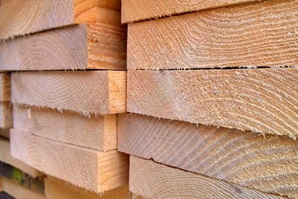Pannelli in legno e tavole da ponteggio silea legnami